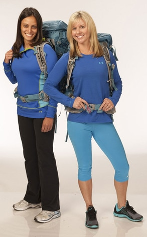 THE AMAZING RACE 20, Nary Ebeid, Jamie Graetz