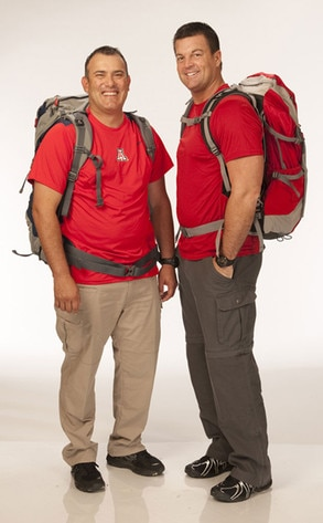 THE AMAZING RACE 20, Art Velez, JJ Carrell