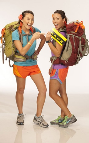 THE AMAZING RACE 20, Misa Tanaka, Maiya Tanaka