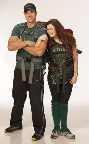 THE AMAZING RACE 20, Brendon Villegas, Rachel Reilly