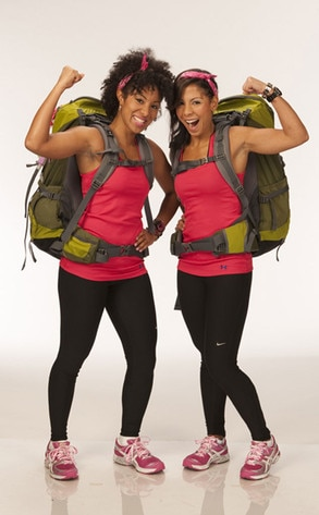 THE AMAZING RACE 20, Kerri Paul, Stacy Bowers