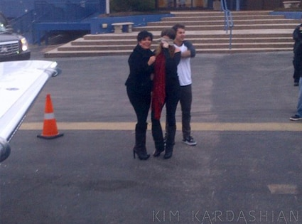 Kris Jenner, Khloe Kardashian Odom, Robert Kardashian