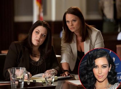 Drop Dead Divas, Kim Kardashian