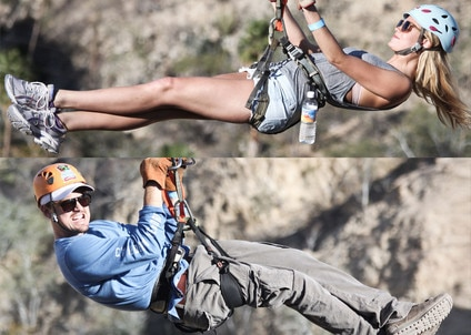 Leo DiCaprio, Erin Heatherton