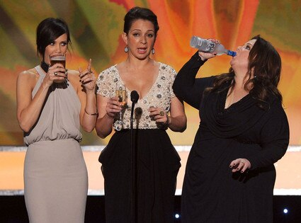 Kristen Wiig, Maya Rudolph, Melissa McCarthy