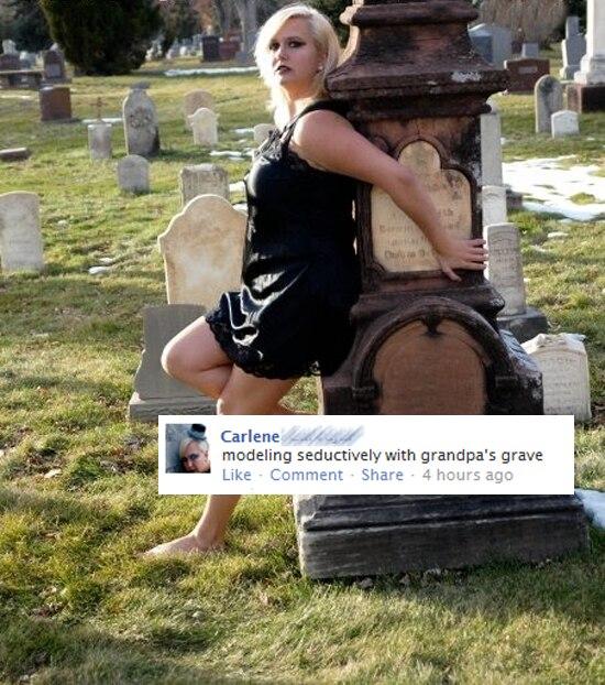 Grave Model