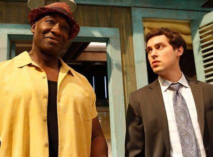 THE FINDER, Geoff Stults, Michael Clarke Duncan, John Francis Daley