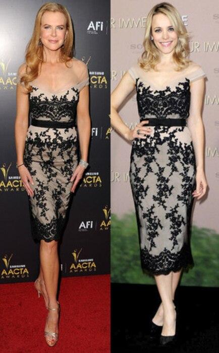 Nicole Kidman, Rachel McAdams