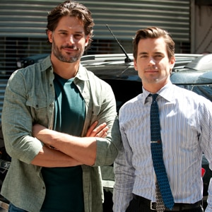 Joe Manganiello, Matt Bomer, White Collar