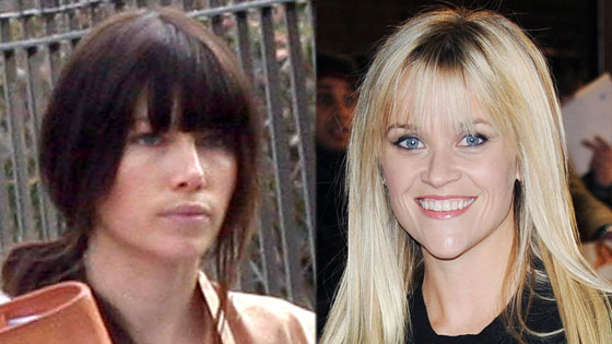Reese Witherspoon, Jessica Biel