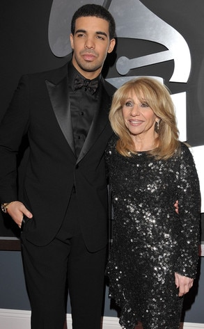 Drake, Mother, Grammy Awards