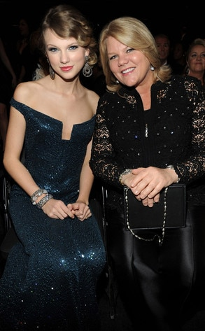 Taylor Swift, Mother, Grammy Awards