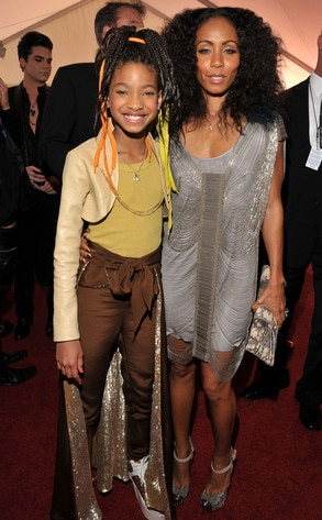 Willow Smith, Jada Pinkett Smith, Grammy Awards
