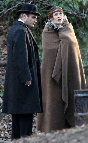 Joaquin Phoenix, Marion Cotillard