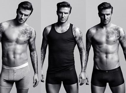David Beckham, H&M