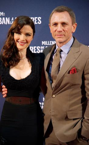 Daniel Craig, Rachel Weisz