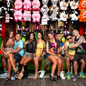 Jersey Shore, Season 5 Cast
