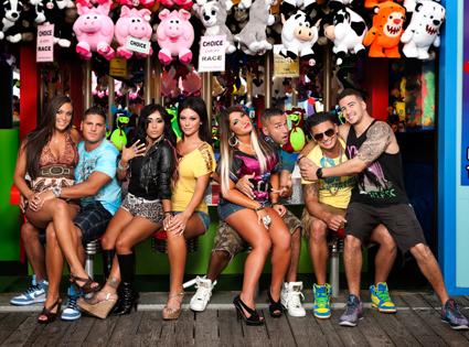 Jersey Shore, Season 5 Cast