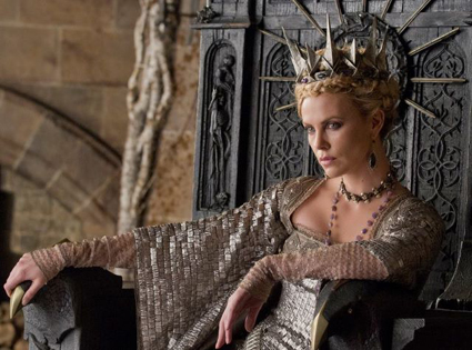 Snow White and the Huntsman, Charlize Theron