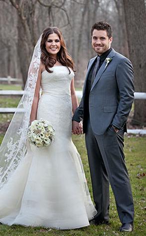 Hillary Scott Amp Chris Tyrell From Celebrity Weddings E News