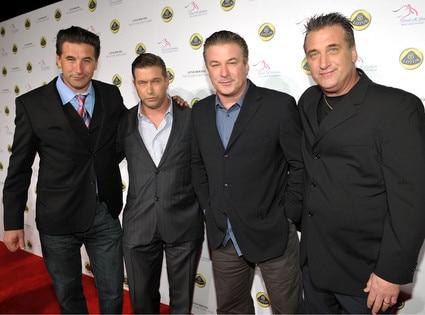 Billy Baldwin, Stephen Baldwin, Alec Baldwin, Daniel Baldwin