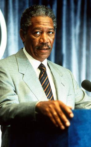 Morgan Freeman, Deep Impact