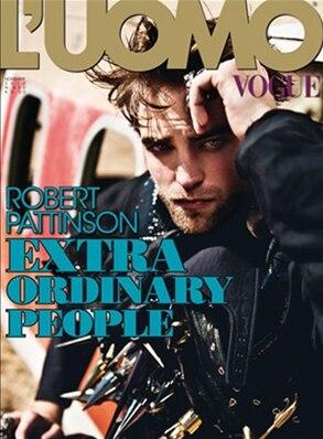 Robert Pattinon, L'Uomo Vogue