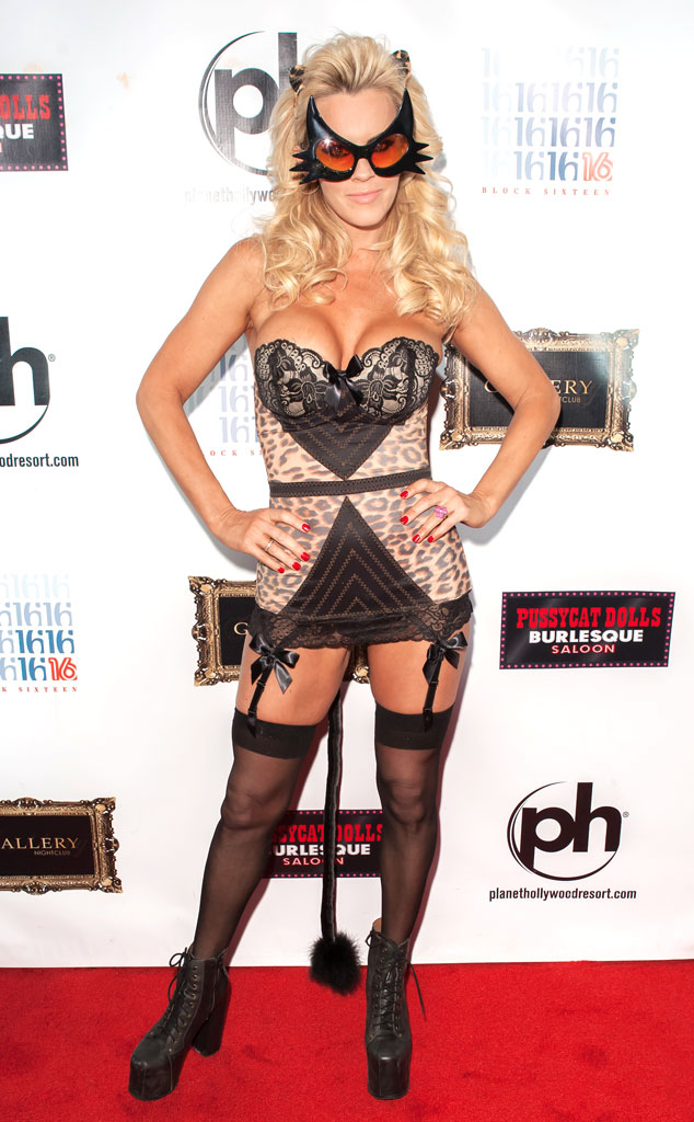 jenny mccarthy from best celebrity halloween costumes e