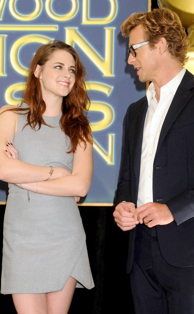 Kristen Stewart, Simon Baker