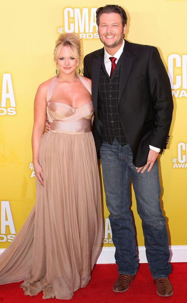 Blake Shelton, Miranda Lambert