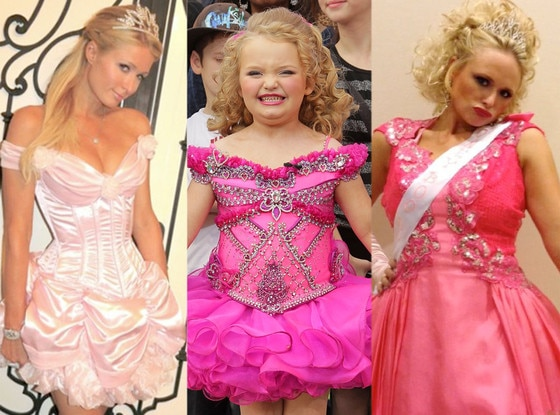 Paris Hilton, Honey Boo, Miranda Lambert