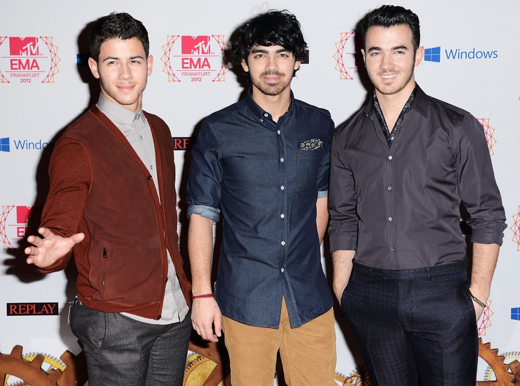 The Jonas Brothers, EMA