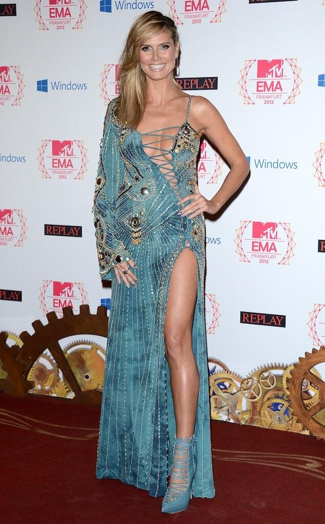Heidi Klum, EMA