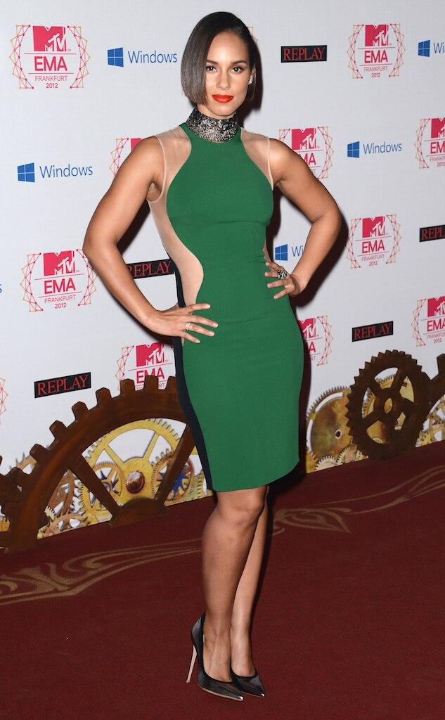 Alicia Keys, EMA