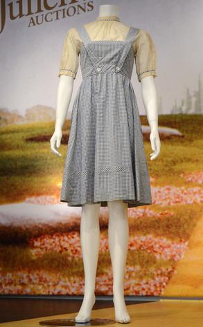 Dorothy Dress, Wizard of Oz