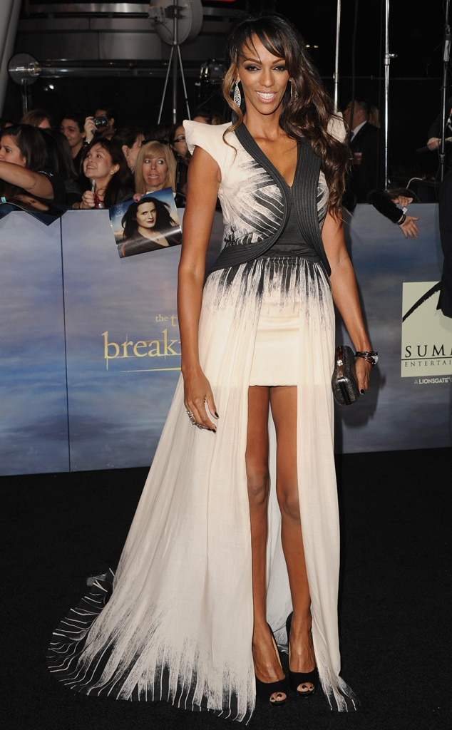 Judi Shekoni, Breaking Dawn Part 2 Premiere