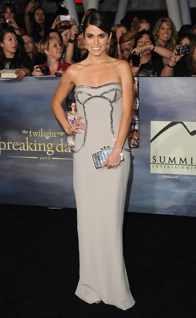 Nikki Reed, Breaking Dawn Part 2 Premiere