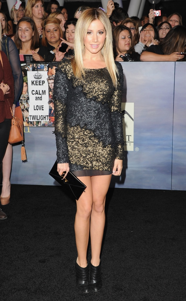 Ashley Tisdale, Breaking Dawn Part 2 Premiere