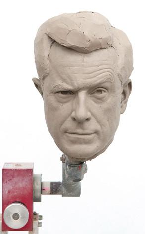 Stephen Colbert, Madame Tussauds Sculpture