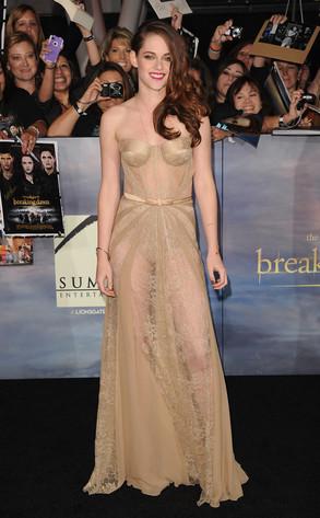 Kristen Stewart, Breaking Dawn Part 2 Premiere