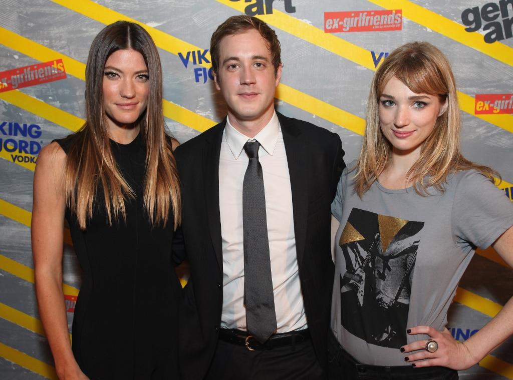 Jennifer Carpenter, Alexander Poe, Kristen Connolly