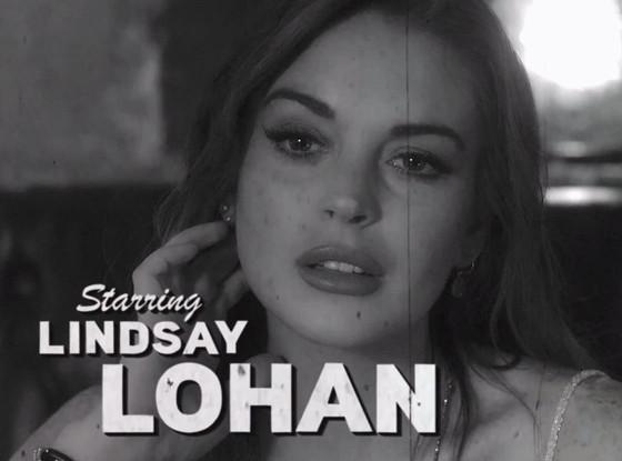 Lindsay Lohan, The Canyons