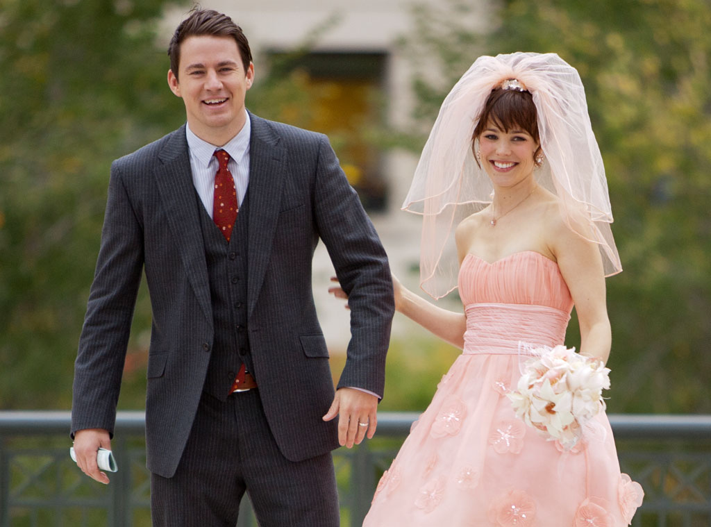 The Vow, Channing Tatum, Rachel McAdams