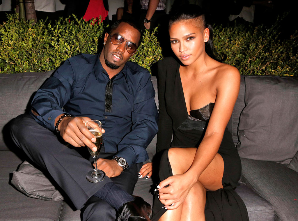 Sean Diddy Combs, Cassie Ventura