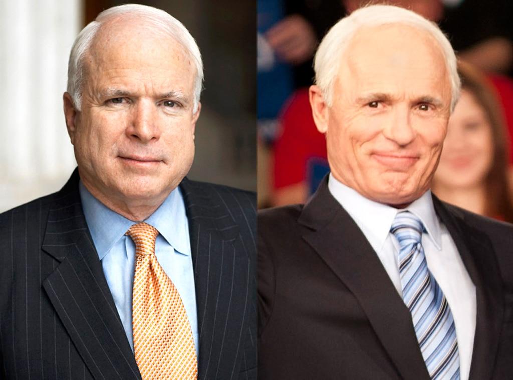John McCain, Ed Harris