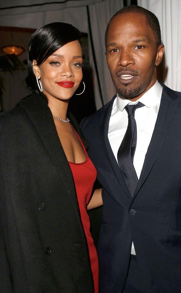 Rihanna, Jamie Foxx