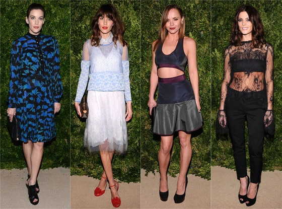 WORST of the CFDA: Liv Tyler, Alexa Chung, Christina Ricci, Ashley Greene