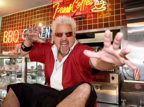Guy Fieri, Diners Drive-Ins and Dives