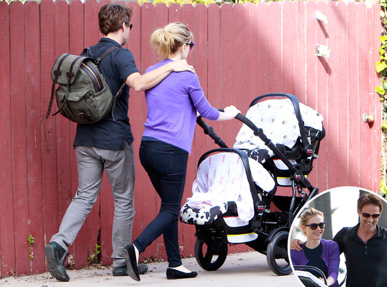 Anna Paquin, Stephen Moyer, Twins