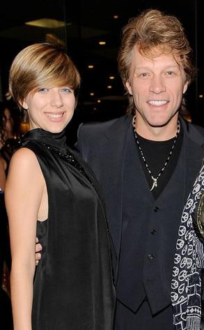 Jon Bon Jovi, Stephanie Rose Bon Jovi